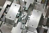 Injection mold processed into plastic products process